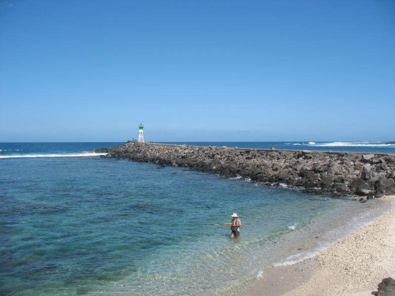 Strand van Heilige Land