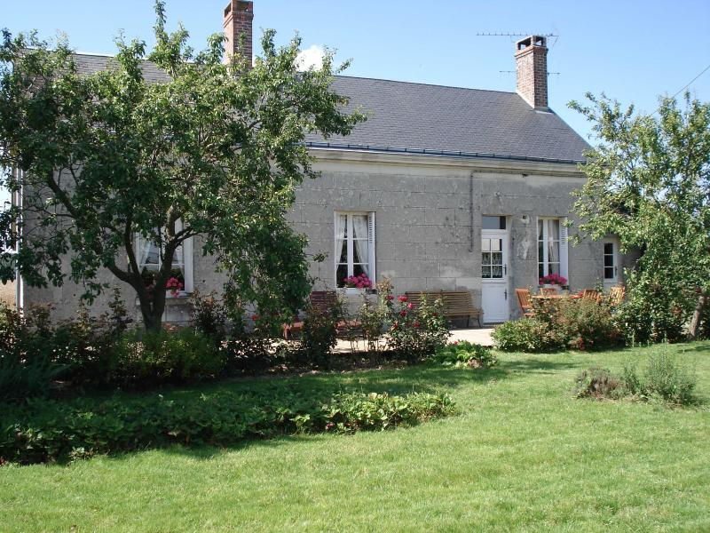 GITE LA CAILLARDIERE, holiday rental in Vendome