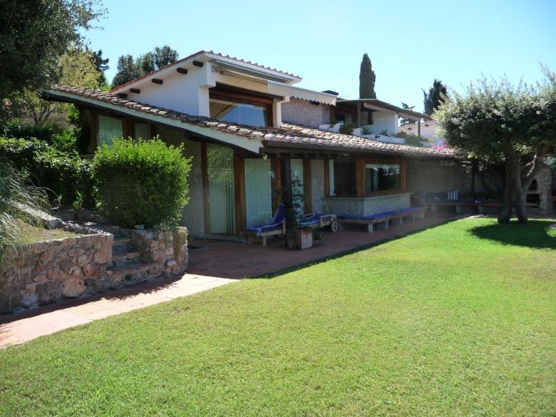 Villa Daniela ad Ansedonia, casa vacanza a Orbetello