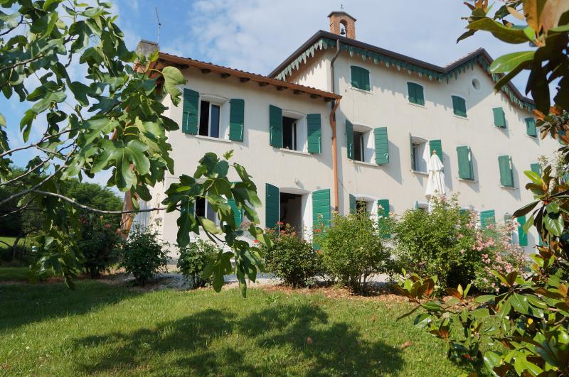 Villa tra i vigneti del Montello nel trevigiano, vacation rental in Province of Treviso
