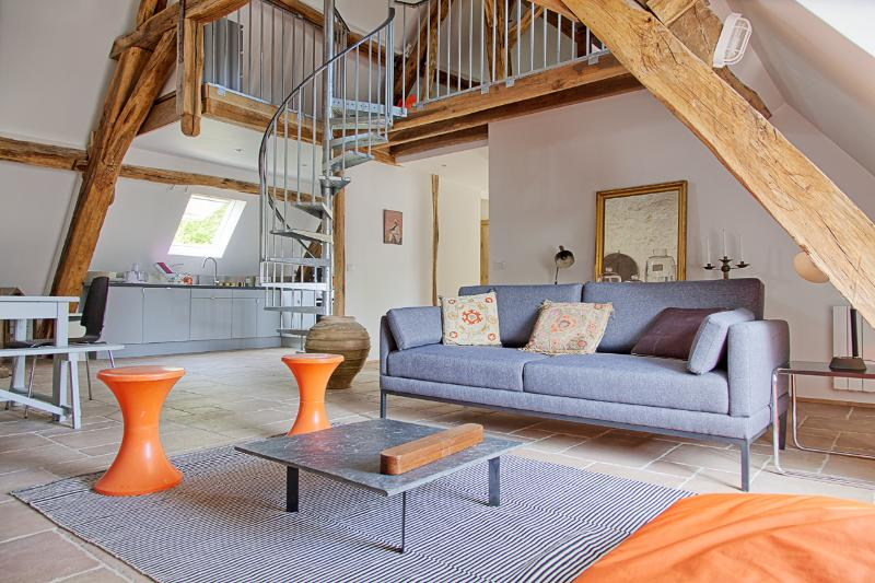 La Restrie du Haut, vacation rental in Nazelles-Negron