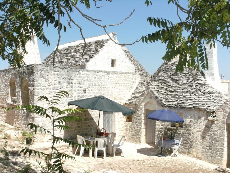 Trulli e Masseria Ianella, vacation rental in Locorotondo