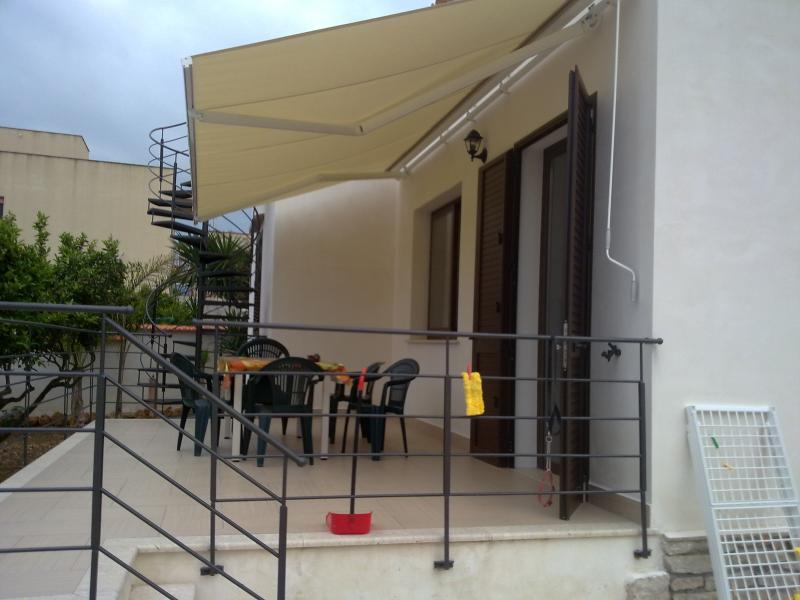 tonnara di Bonagia Villino adriana, vacation rental in Tonnara di Bonagia