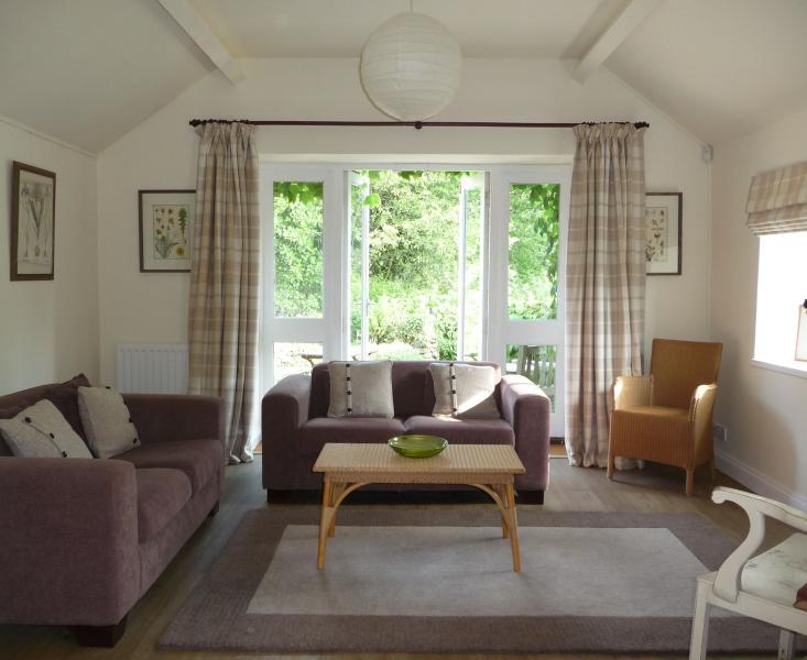 Sala de estar soleado