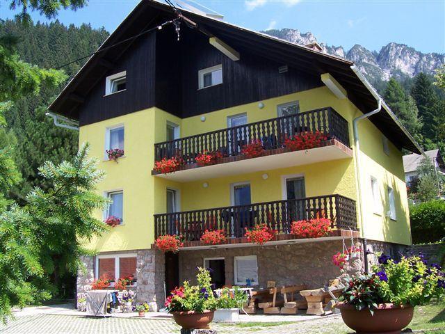Apartments TRIGLAV 2-1, Eco-Friendly Apartments - Eco Green Holidays, holiday rental in Oberaichwald