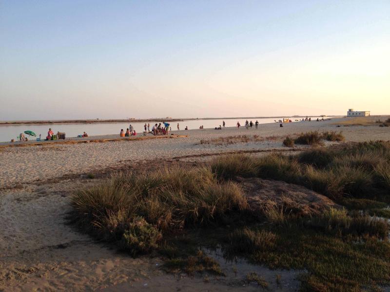 Praia Dos Tesos At The End Of The Day