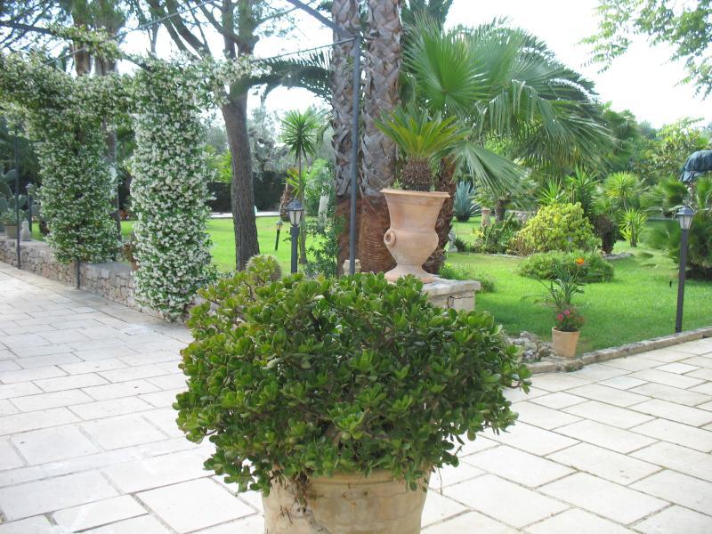 villa cecilia -, vacation rental in Gallipoli