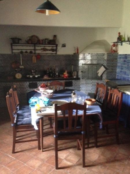 Cucina/stanza da pranzo