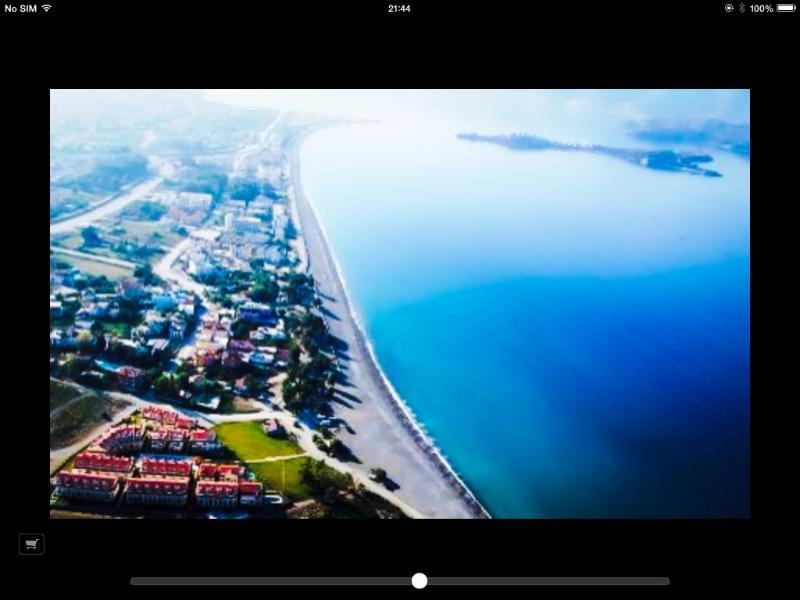 Residence sul mare sulla spiaggia di Calis