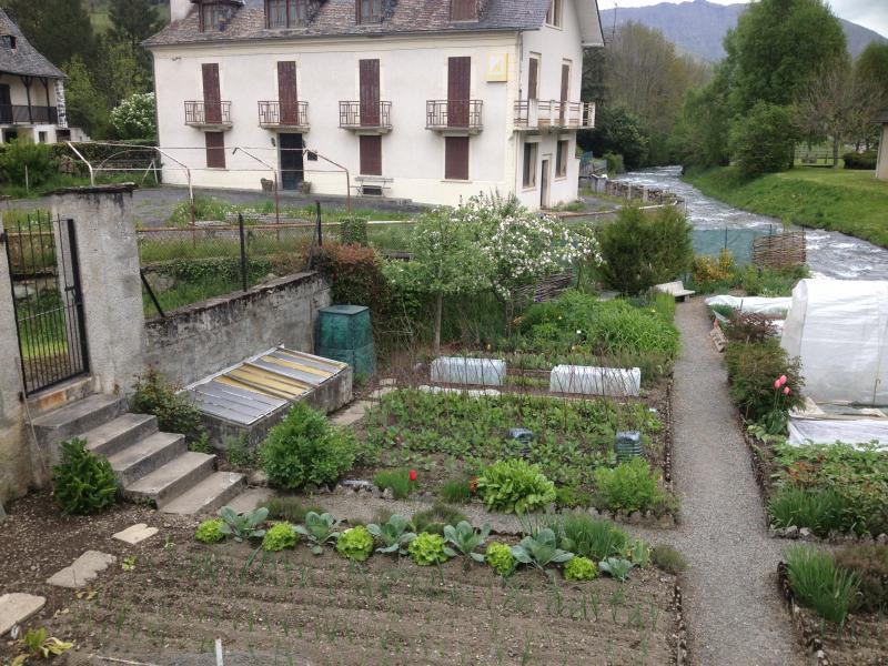 jardin de montagne Val d'Azun ARRENS