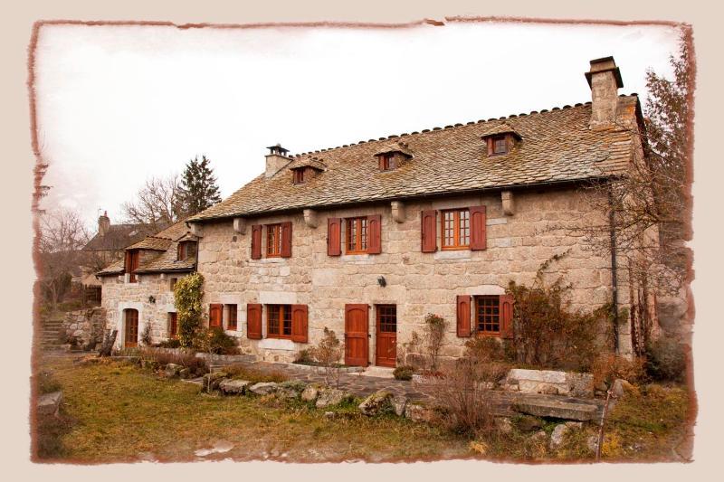 Chambres d'hôtes 'La Granitière', holiday rental in Aumont Aubrac