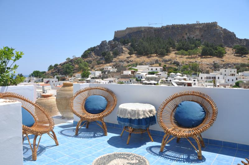 Villa Kleovoulini, vacation rental in Lindos