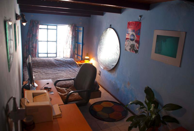 Cuarto del Huesped / Room for the guest