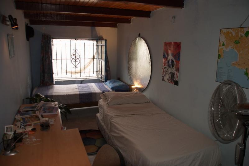 Cuarto del huésped 2 camas / Guest Room 2 single beds