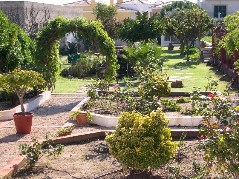 Jardim situado un sul