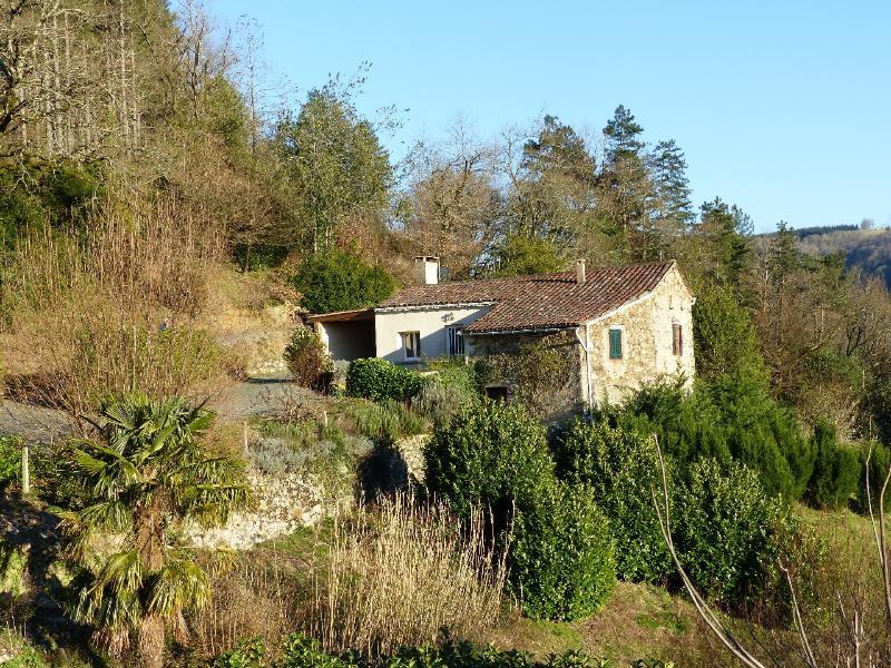 La Vergne de Bouyrols, holiday rental in Lautrec