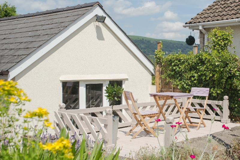 Black Mountains View Cottage, Ferienwohnung in Gilwern