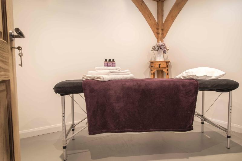 Massages available in our treatment room