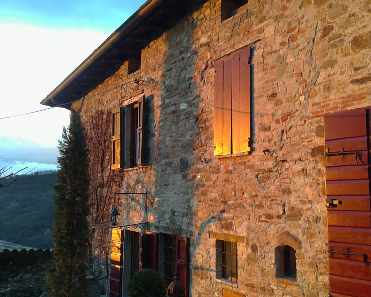 La corte di Woodly - Garden Room, holiday rental in Mamiano