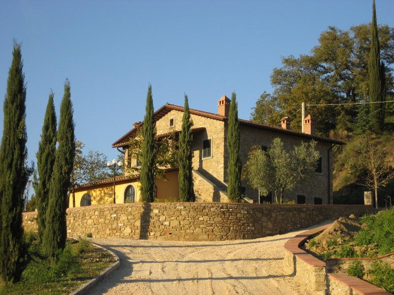 Le Caselle, holiday rental in Subbiano