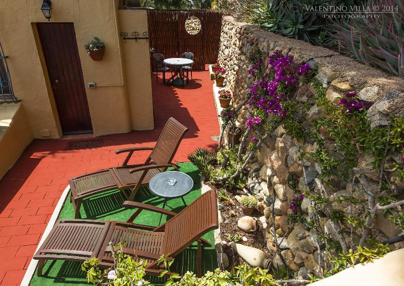 Ibisco garden