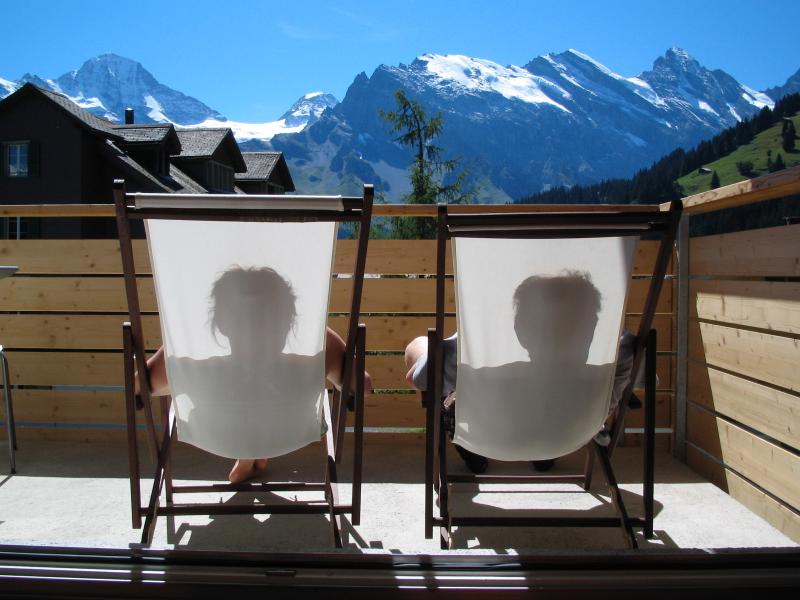 Chalet Oberdorf, Murren, holiday rental in Jungfrau Region