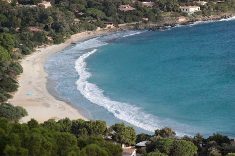 Genn'e Mari beach at Torre delle Stelle