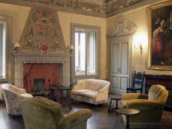 Großen Living Zimmer - auf Anfrage gegen Aufpreis erhältlich