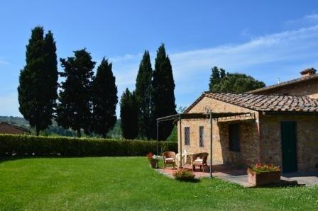 Le chiavi di Aietta, vacation rental in Montaione
