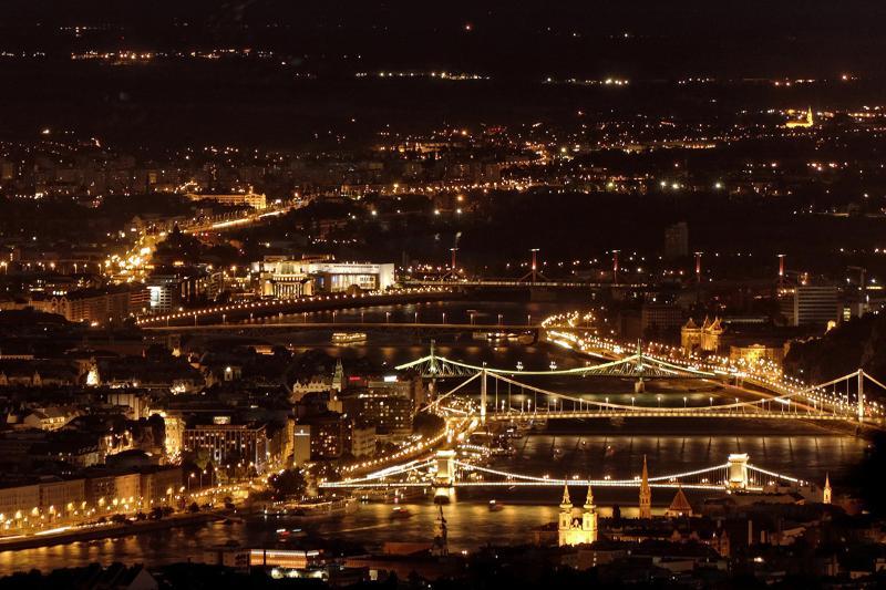 Budapest éjjel:)