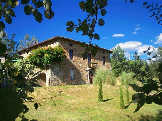 Villa Baroni, vacation rental in Pieve Fosciana