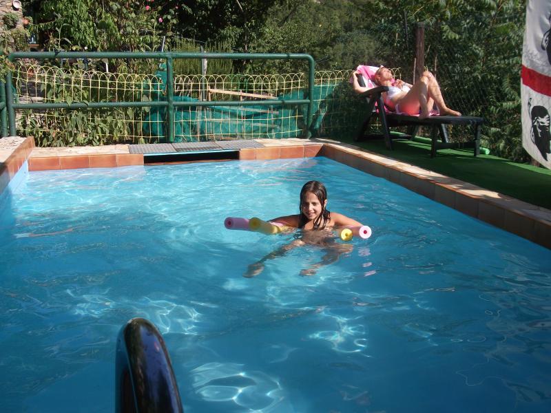 Aritzo - Chalet  Su Foxile con BBQ e piscina, vakantiewoning in Galtelli
