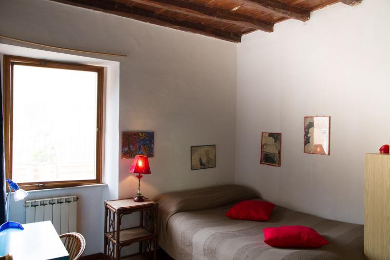 Very nice room in Magic Trastevere Chalet in Rome