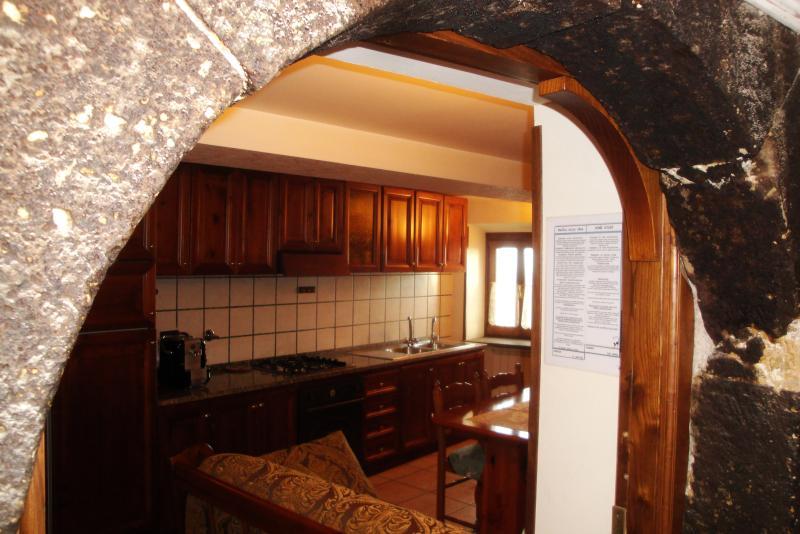 'het nest' vakantie Olevano Romano. Post