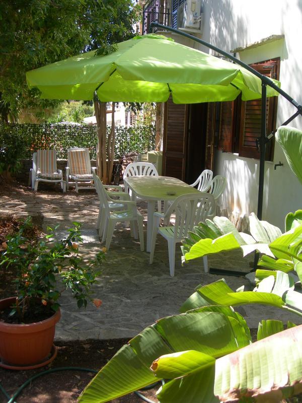 Villa jardin, profiter de l'ombre...