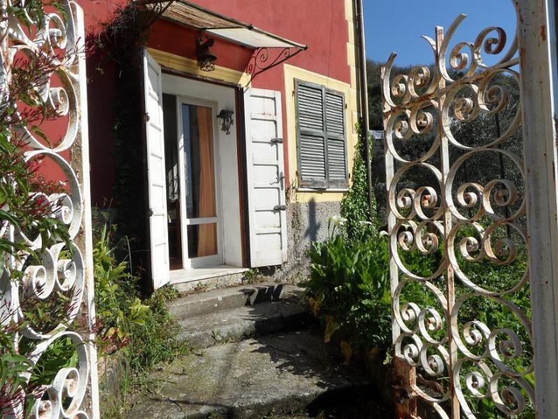 Pura natura, holiday rental in Rapallo