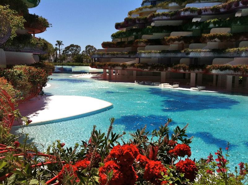 location appartement Marina Botafoch Ville d'Ibiza