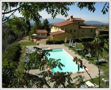 AGRITURISMO IL BELLINI - APPARTAMENTO SCALETTA, vacation rental in Castelfranco di Sopra