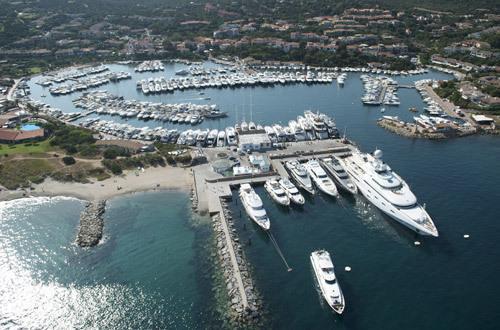 Porto Rotondo's Marina