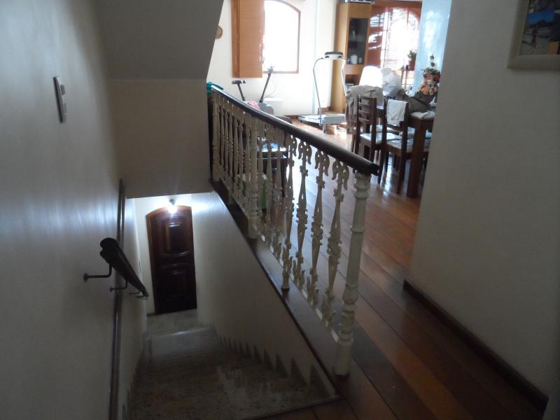 Escada da Casa