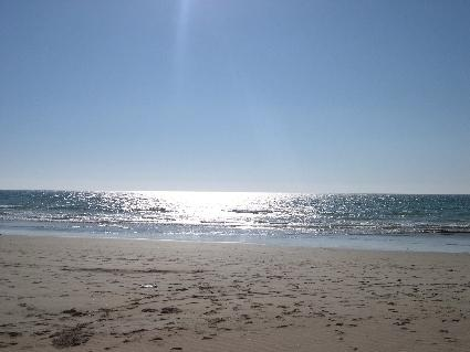 Playa de los bateles. Conil de la Frontera.