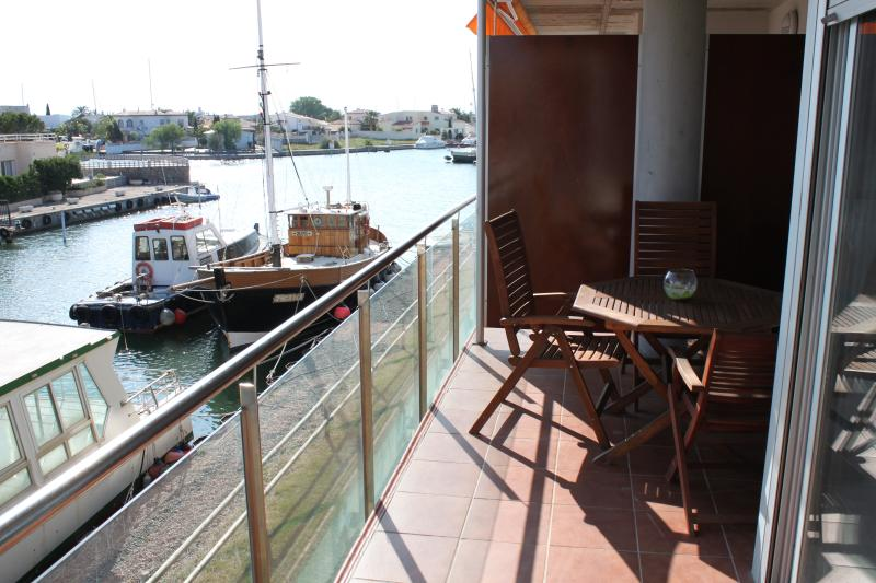 residencial les marines  HUTG-017776, holiday rental in Roses