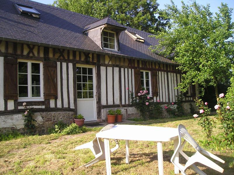 L'instant des choses,maison de vacance 8 pers, casa vacanza a Bosc-le-Hard