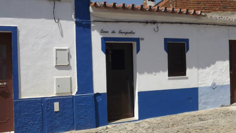 Casa do Compadre, alquiler de vacaciones en Terena