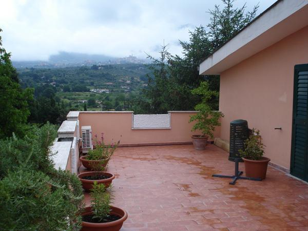 appartamento in villa, location de vacances à Palombara Sabina