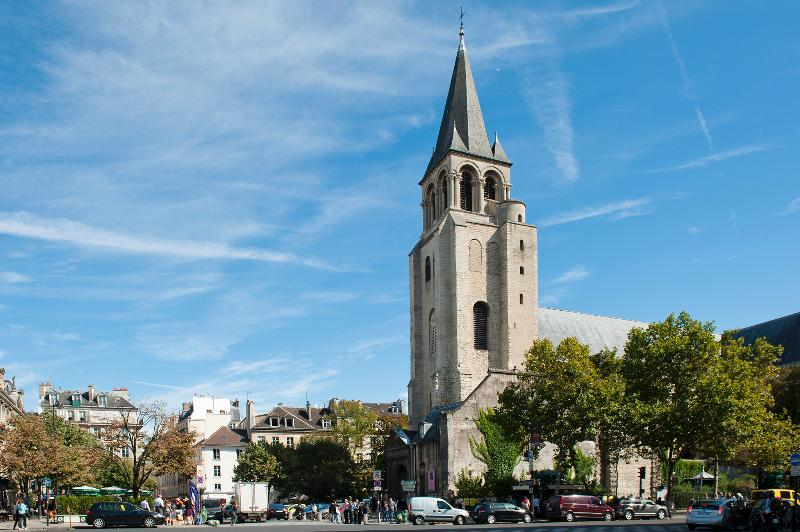 Saint Germain des Près Church