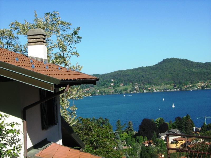 La Boretta B& B Meina sul Lago Maggiore, holiday rental in Fosseno