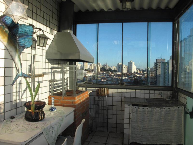 Cobertura com Piscina e Churrasqueira -, vacation rental in Sao Paulo
