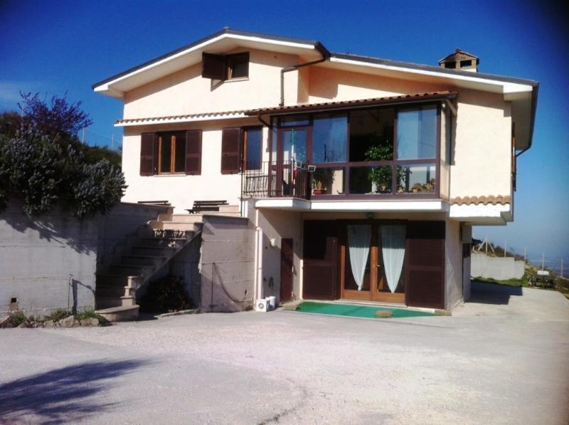 Monte L'Abate, holiday rental in Bellegra