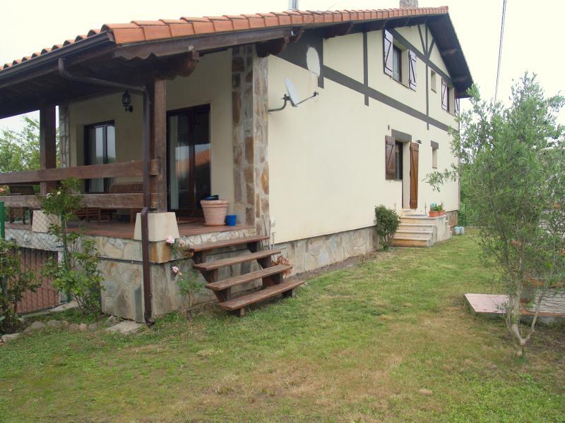 casa rural en Cantabria, junto a Laredo y Noja, casa vacanza a Regules